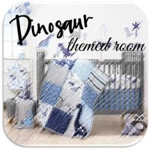 Dinosaur Themed Room