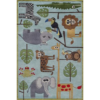 Kids Room Themes - Safari Rug