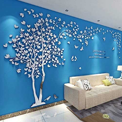 Love Tree 3D Stereo Wall Sticker