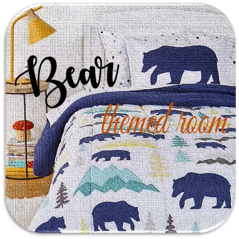 Bear Nursery Theme