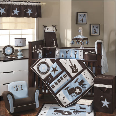 Nursery Decorating Ideas, Baby Boy Nursery Themes and Bedding