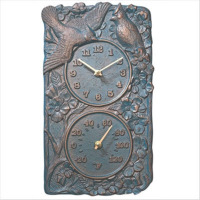 Novelty Clocks - Cardinal