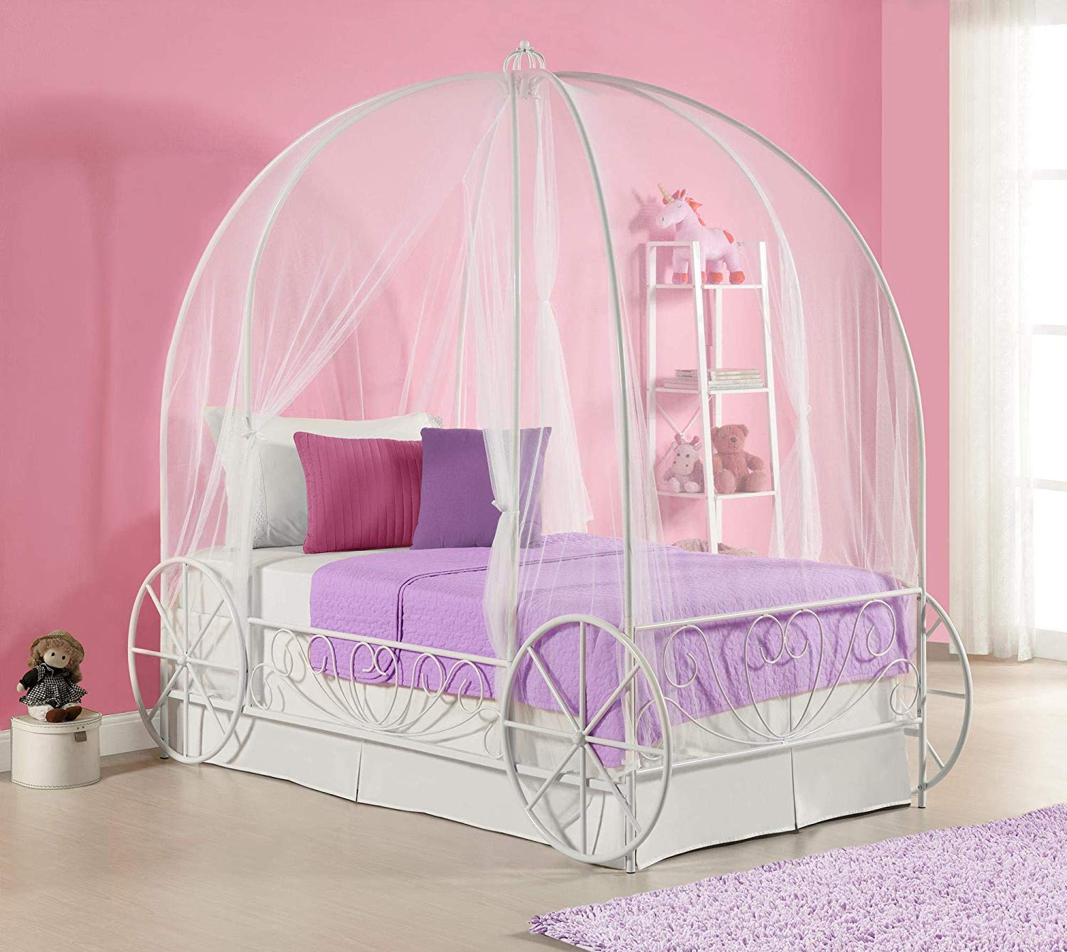 Fairy Tale Carriage Bed