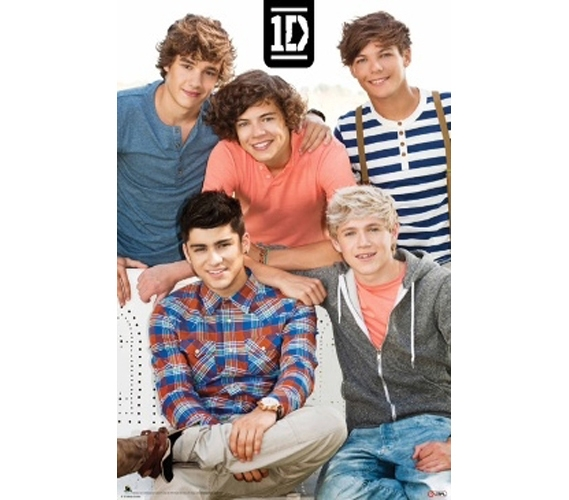 College Posters - 1 Direction