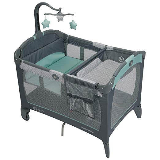 Graco® Pack 'n Play Playard Change 'n Carry - Manor