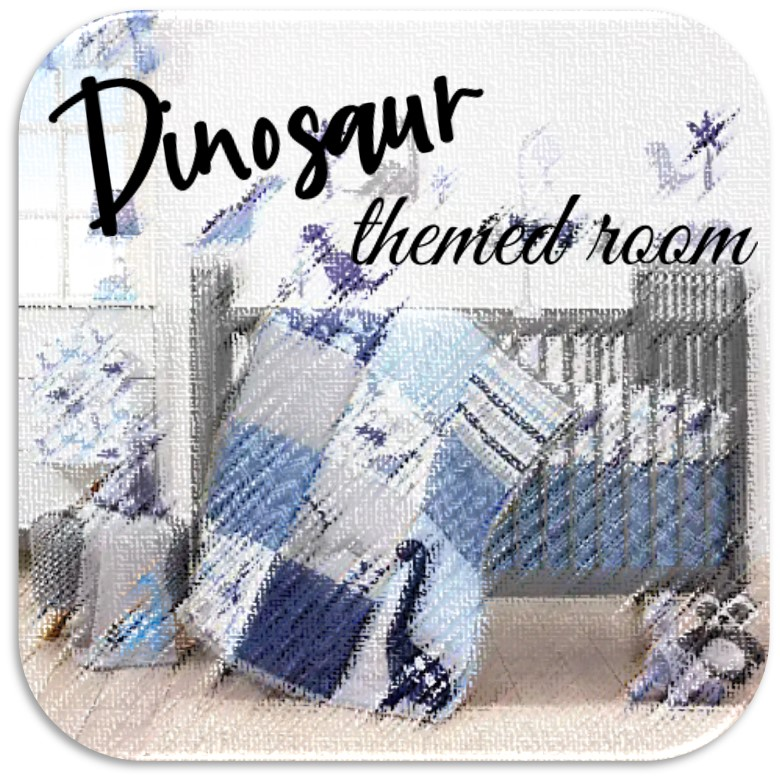 Dinosaur Themed Room