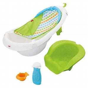 Fisher Price 4-in-1 bath tub