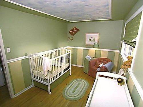 Kids Carpets - combine wood and area rugs