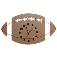 Novelty Clocks - Football