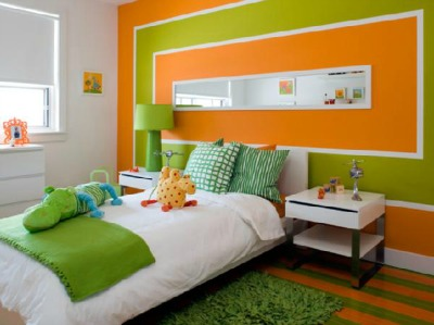 Orange You Happy with this Green?