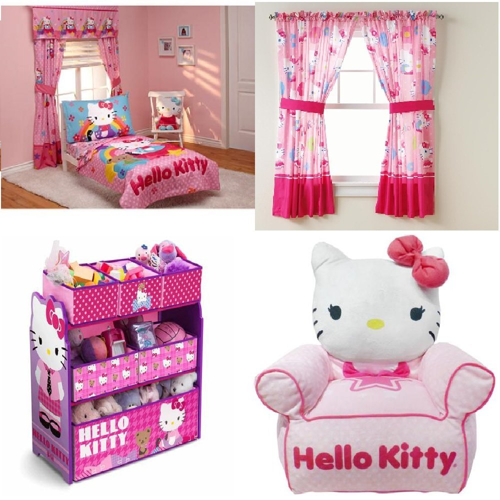 Hello Kitty Bedding - Toddler Collection