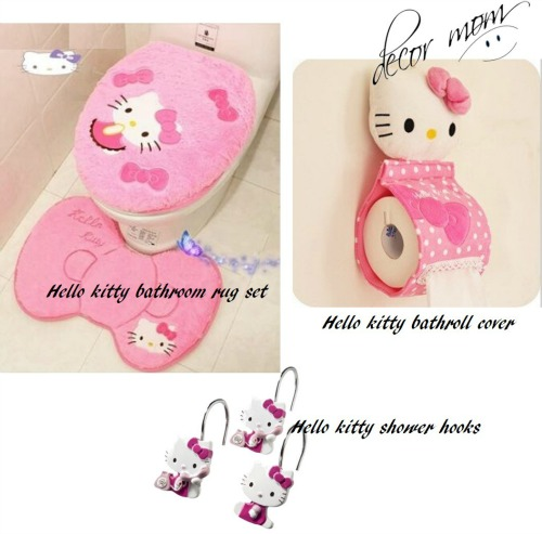 Hello Kitty Bedding - Bathroom
