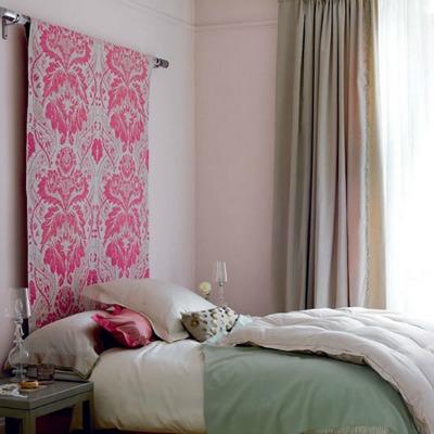 Tapestry Headboard