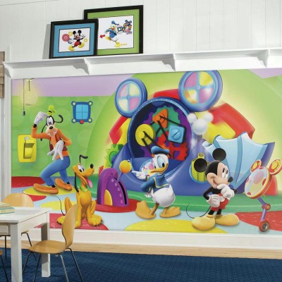 Kids Room Themes - Wall Mural