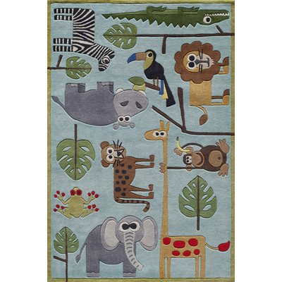 Kids Room Themes - Safari Rug