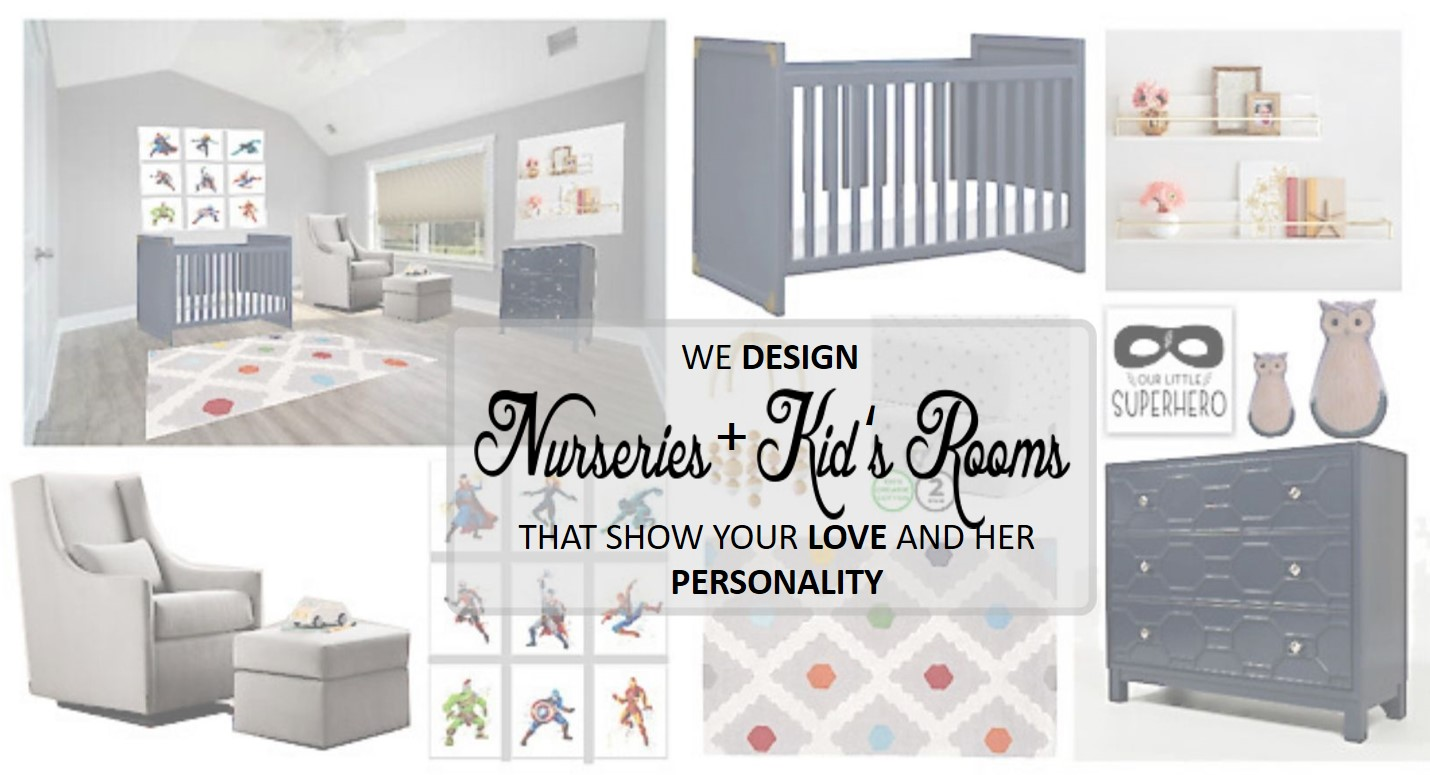 LushBerry Interiors - Nurseries and Kids Rooms