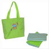 Monkey Nursery - Monkey Diaper Bag