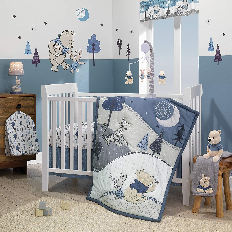 Crib Bedding Set - Forever Pooh