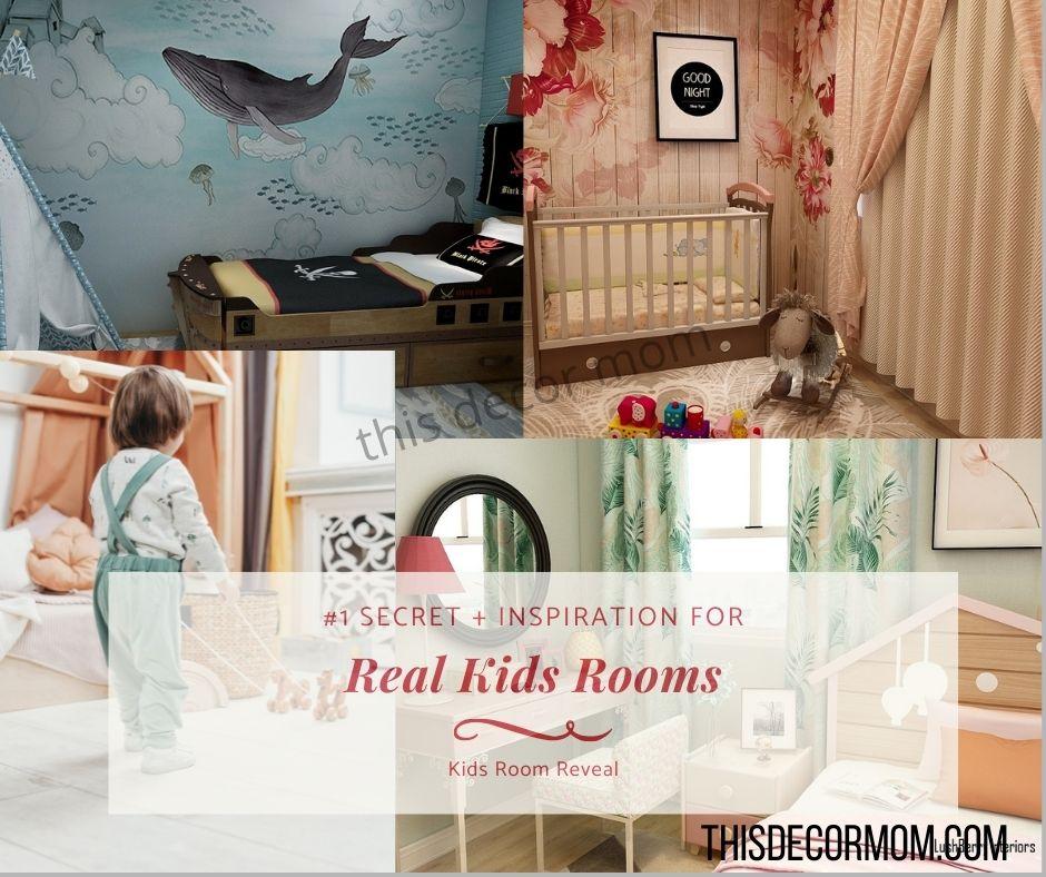 Real Kids Room Inspiration