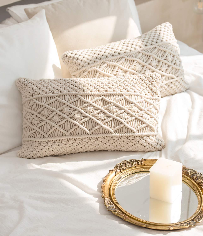 Macrame Cushion Case