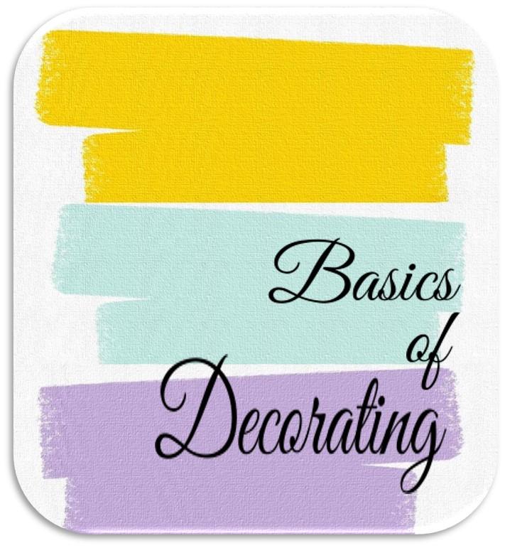 Basics of Decorating