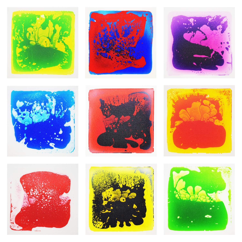 Art3d Liquid Fusion Activity Play Centers