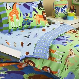 Toddler Bedding – Cheerful Set Designs, Bed in a Bag ...