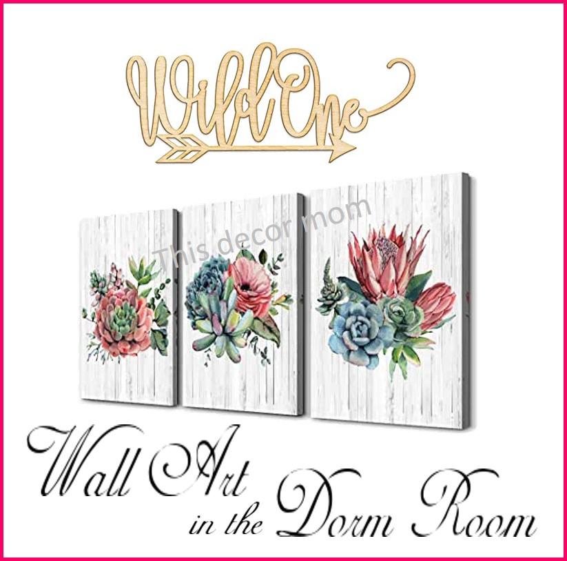 Wall Art - Dorm Room Decor