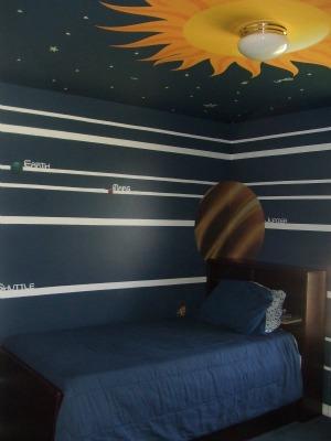 Solar Wall Design