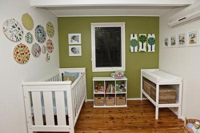 Archie S Avocado Green Nursery