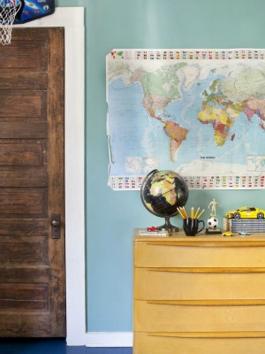 Childrens Room Decor - around the house