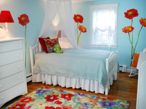 Childrens Room Decor - Wall Decals