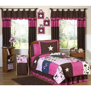 Teen Bedroom Ideas - Cowgirl Theme