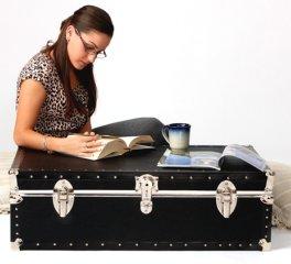 dorm essentials/dorm trunk