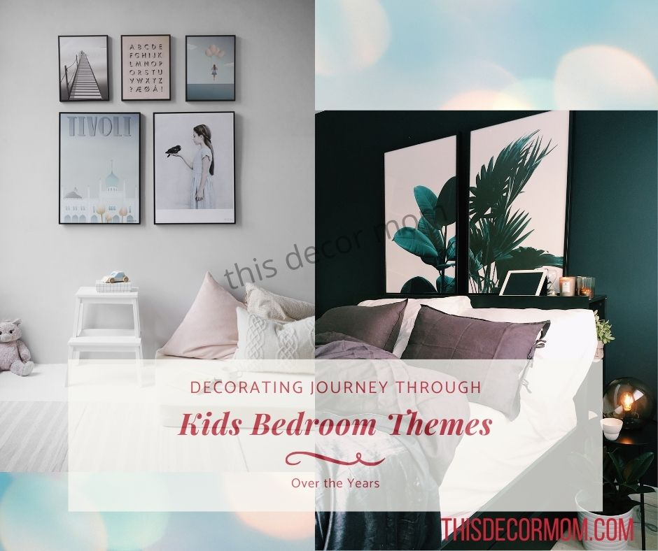 Bedroom Themes Over the Years