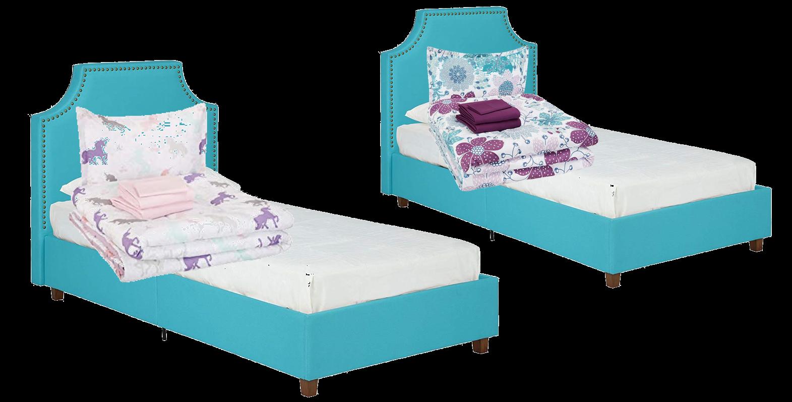 Girls Shared Bedroom - Color Scheme Ideas