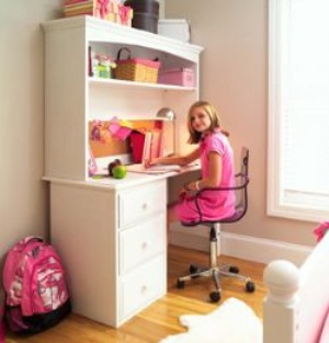 Teen Bedroom Furniture - Desk and Chair